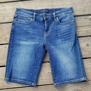 Lucky Brand Jean Bermuda shorts